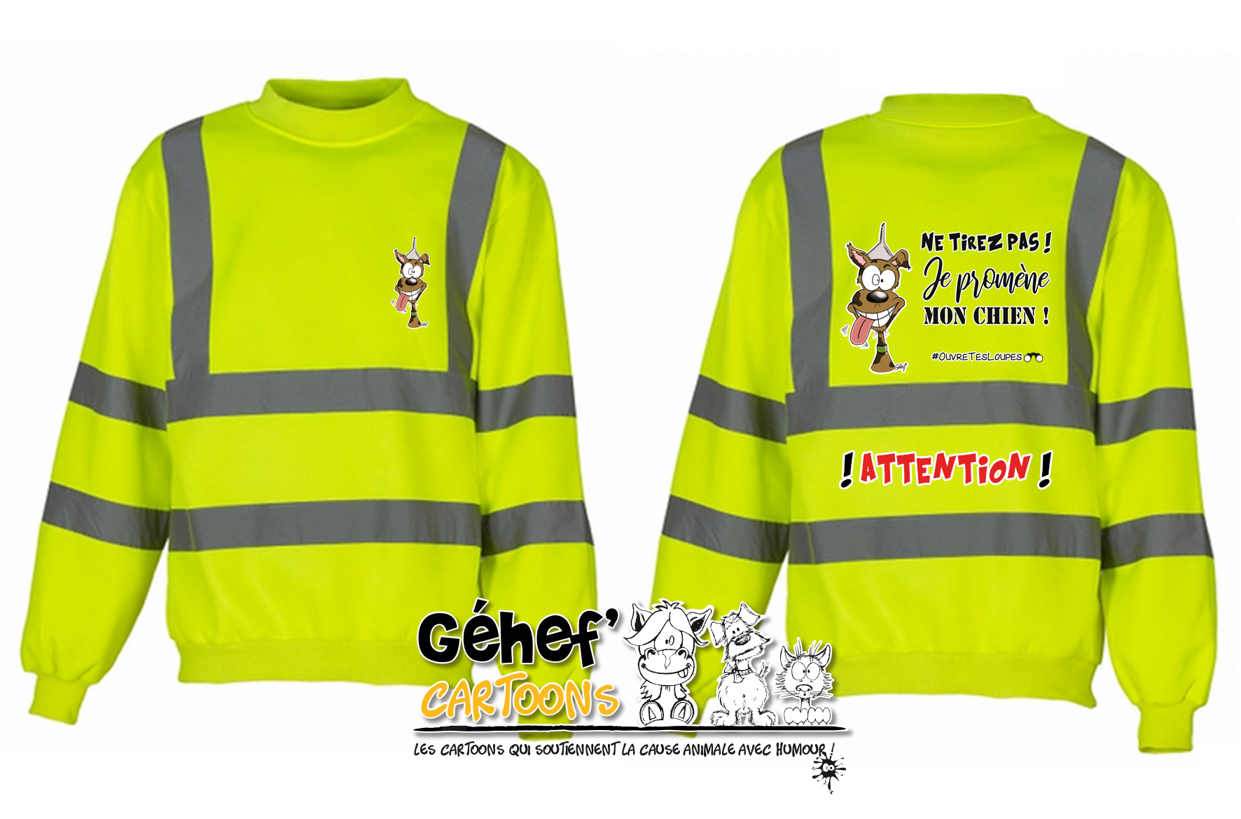 sweat-HVJ510-jaune-tirezpaschien