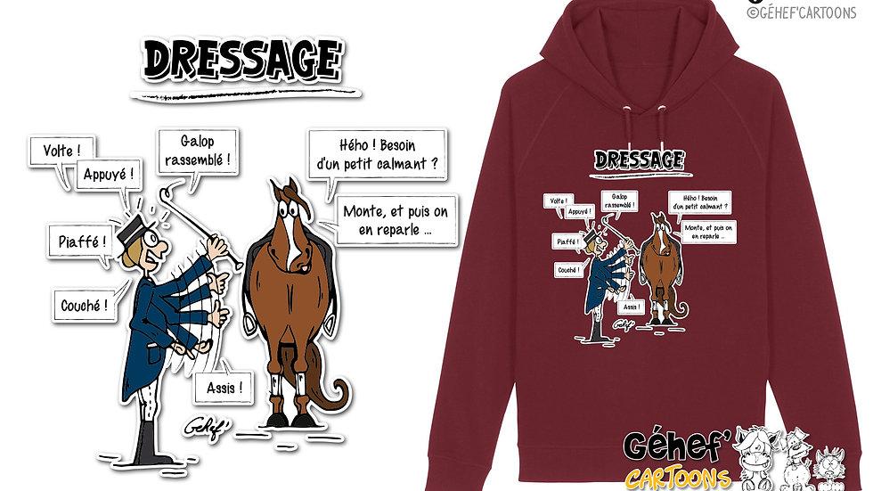 Sweat-shirt Unisex - TFKATC DRESSAGE - SS824