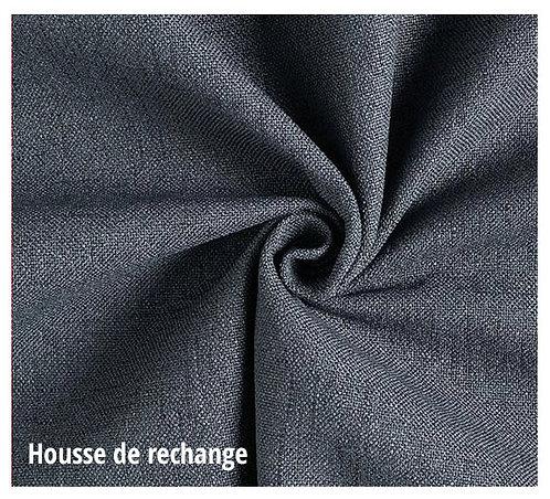 Housse de rechange - Matelanimo© Robuste - Gris bleu