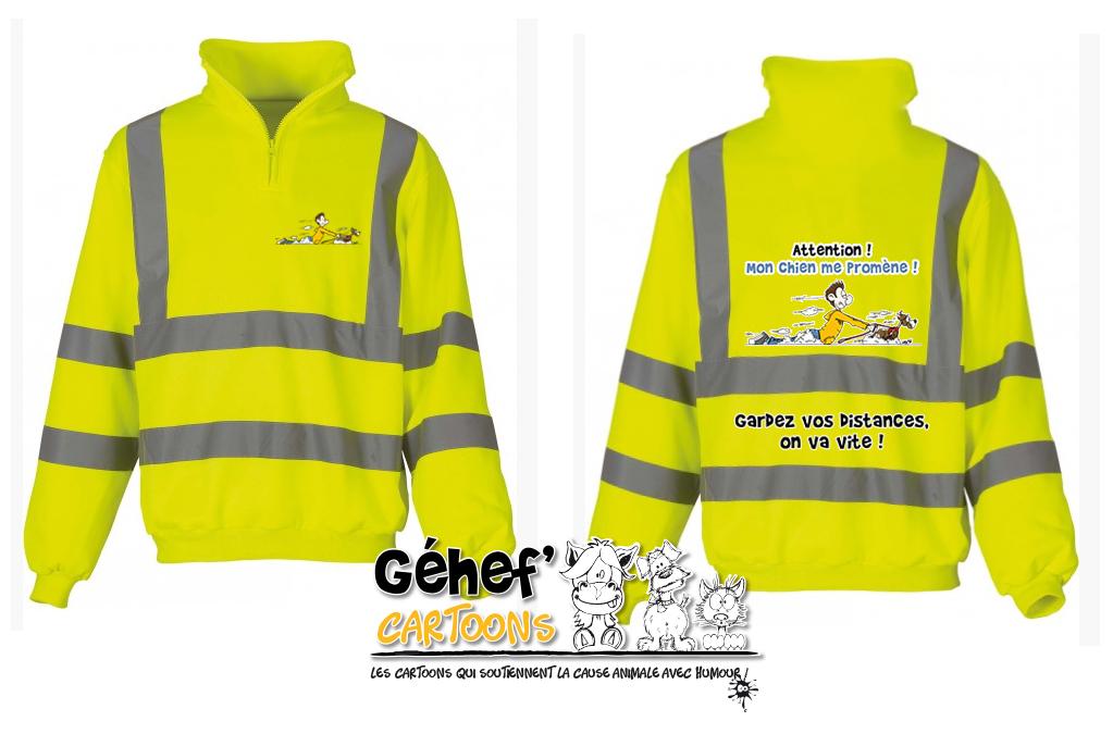 sweat-HVK06-jaune-promenadechien