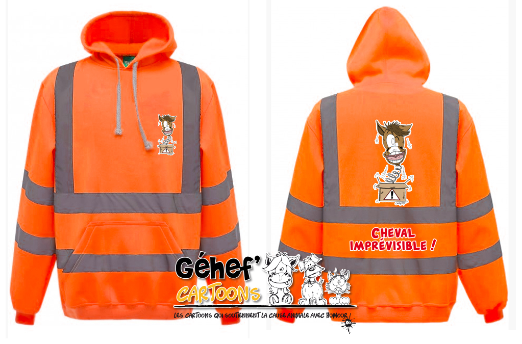 sweat-HVK05-orange-imprevisible