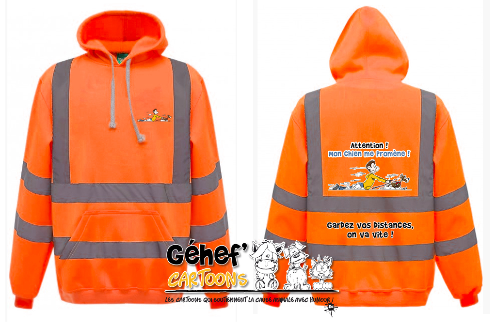 sweat-HVK05-orange-promenadechien