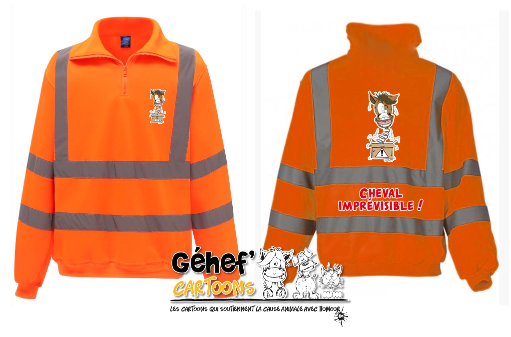 sweat-HVK06-orange-imprevisible