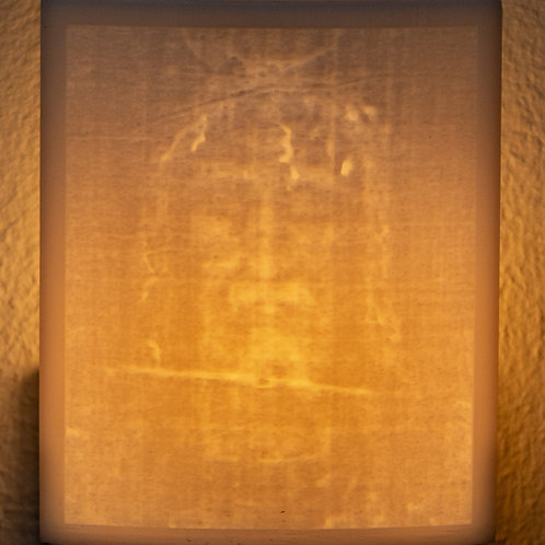 Curved Lithophane Night Light