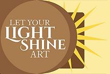 Let Your Light Shine Art
