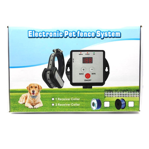 Wireless Electronic Dog Fence-F400 (2).j