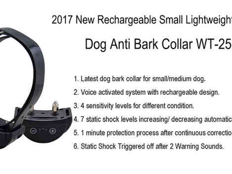 E Collar For Dogs   PD258-S