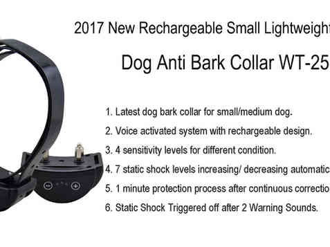 E Collar For Dogs | PD258-S