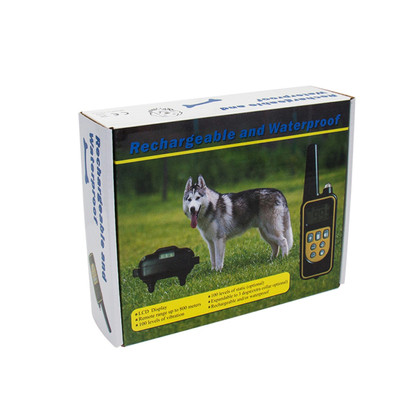 Aggressive Dog Training Collar-WT776 (5)