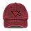 Thumbnail: ENCORE VINTAGE DEVIL HEART TWILL CAP