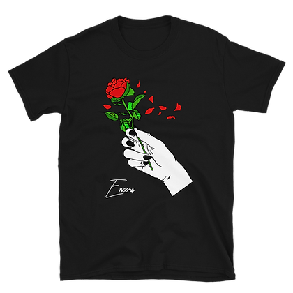 ONE ROSE LEFT FOR YOU TEE + DIGITAL DOWNLOAD
