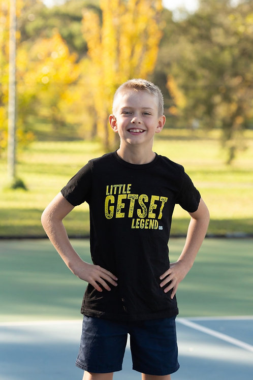 PRE SALE - Kids, Little Get Set Legend T-shirt