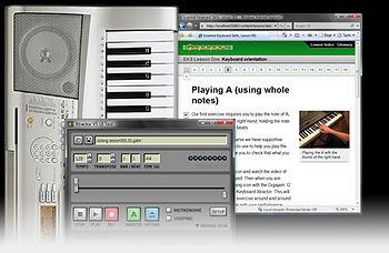 Brian Greene, Keyboard Teacher, High Wycombe
