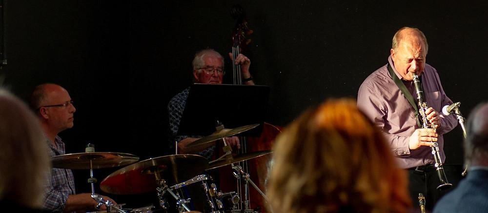 Alan Barnes - Sax, Keith Howard - Bass, Brian Greene - Drums, Maff Potts - Piano