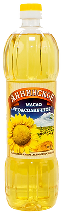 Масло Аннинское подсол. раф/дез 3л *
