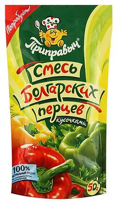 Приправа Смесь  Болгарских перцев 50г Приправыч Проксима