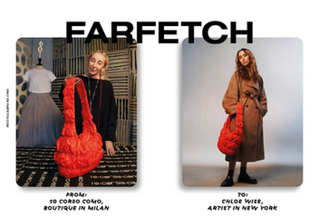 FARFETCH - 'The Perfect Match' Campaign