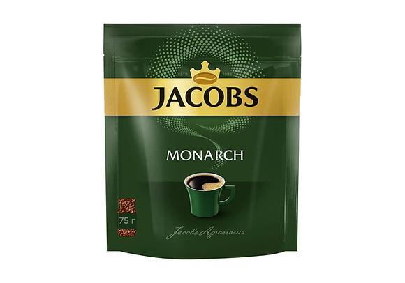 Кофе  Jakobs Monarch 75гр пакет