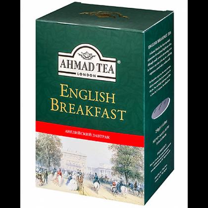 Чай Ахмад Английский завтрак  черн. 200г. *