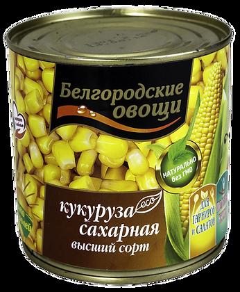 Кукуруза сахарная 400г. ж/б Сохр. традиции Белгород *