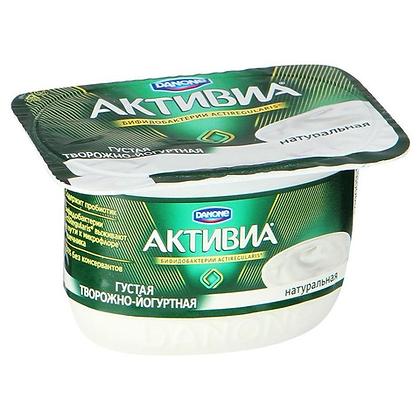 Активия твор.-йогуртовая нат/черносл.курага.инжир/ 4.2% 130г БЗМЖ