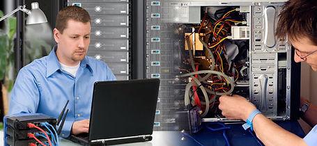 ремонт компьютеров и ноутбуков, ИТ аутсорсинг г. Чайковский