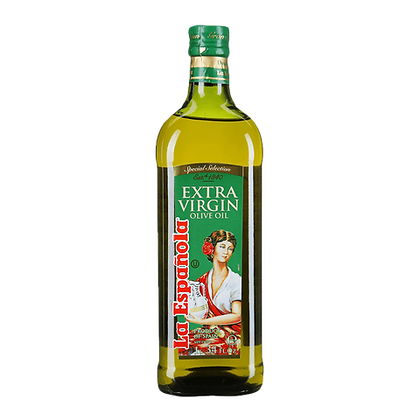 Масло оливковое раф. с добав. оливк.нераф.LA ESPANOLA 1.0л ст/б*