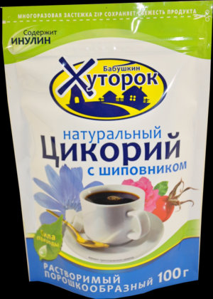 Цикорий Бабушкин хуторок с шиповником 100г. м/у *