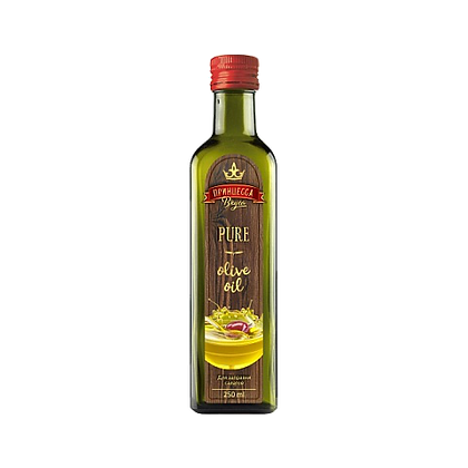 Масло оливковое Pure раф. 0.5л с/б Прошу к столу*