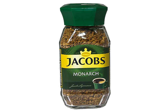 Кофе  Jakobs  Monarch 47.5 г ст/б