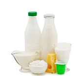 молочные продукты, доставка продуктов Чайковский