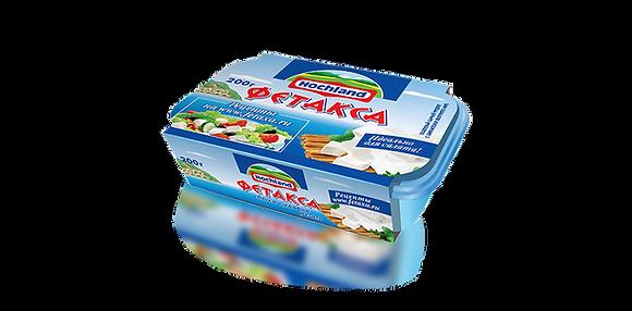 Hochland Сыр  плавл.Фетакса ванночка 45% 200г