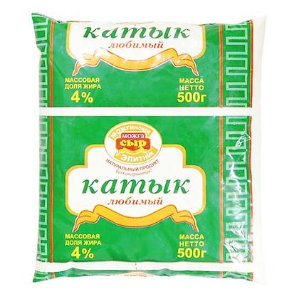 Катык любимый 4% 500г Можга-сыр