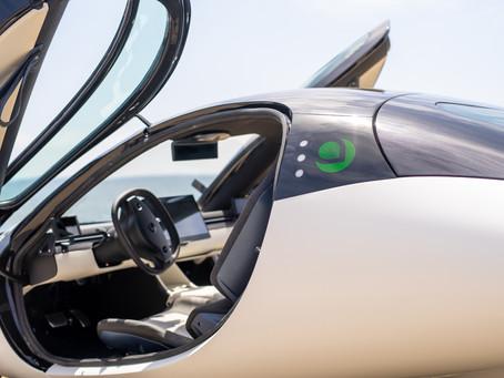 Roush Advances Development of Aptera's Solar Electric Vehicle