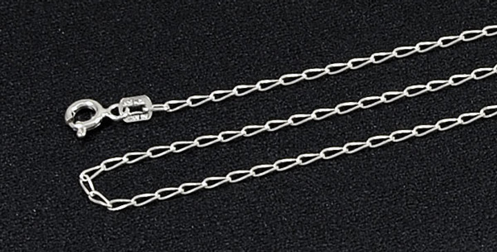 2.5MM CHAIN NECKLACE 24""