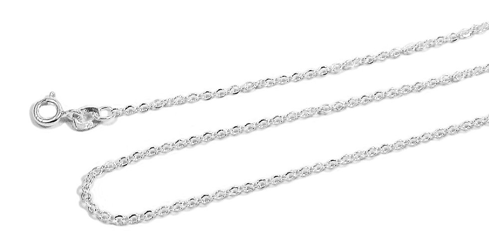 1.5MM ANCLA CHAIN NECKLACE 18 INCHES