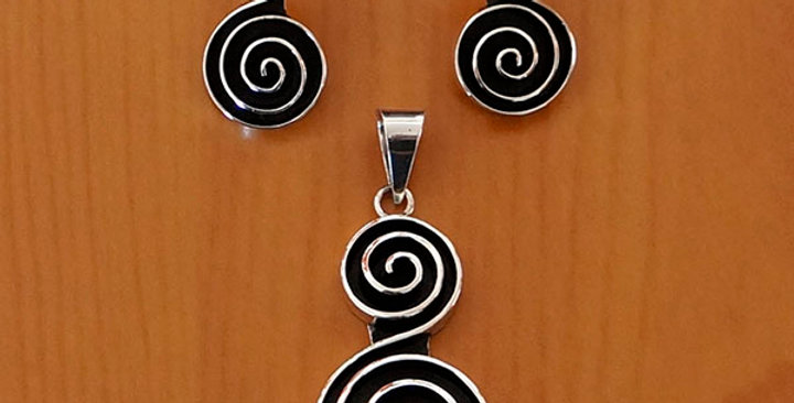 LABYRINTH MUSICAL NOTE SET