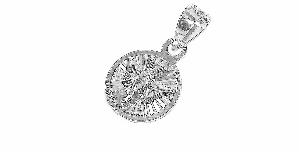 HOLY SPIRIT MEDAL 10MM