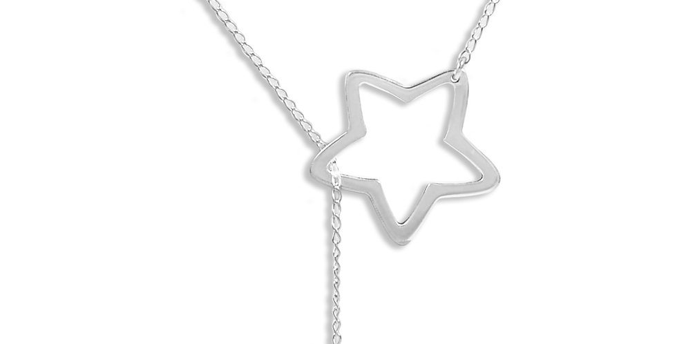 STARS NECKLACE 18-28 INCHES