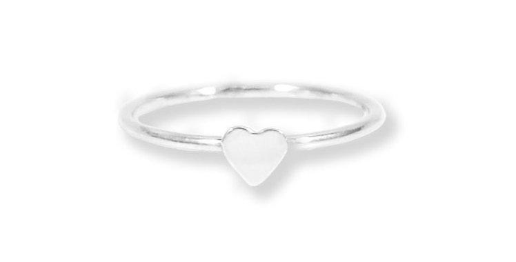 HEART RING #8
