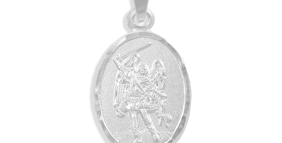 ARCHANGEL ST MICHAEL PENDANT 22MM