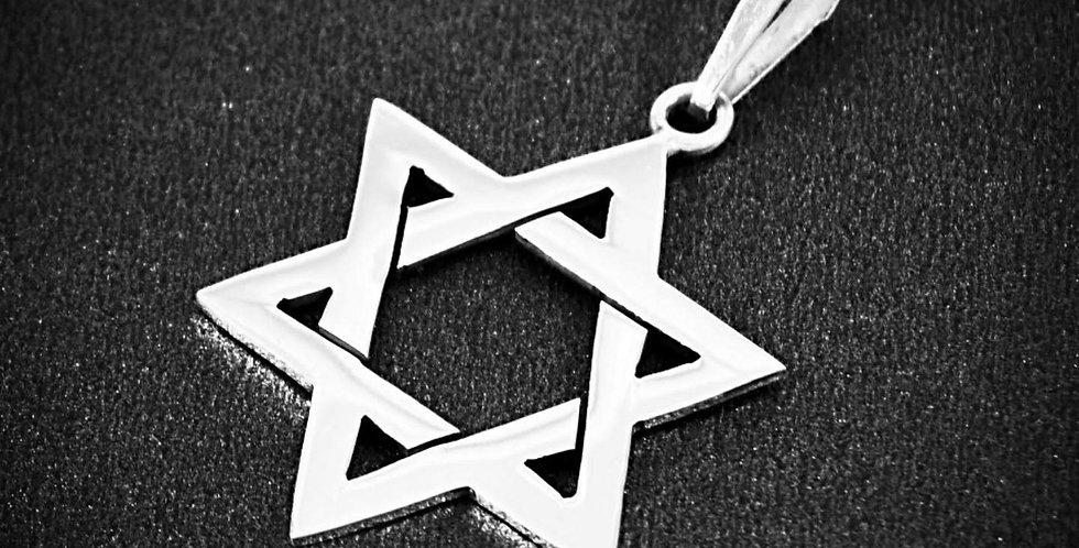 STAR OF DAVID 30MM