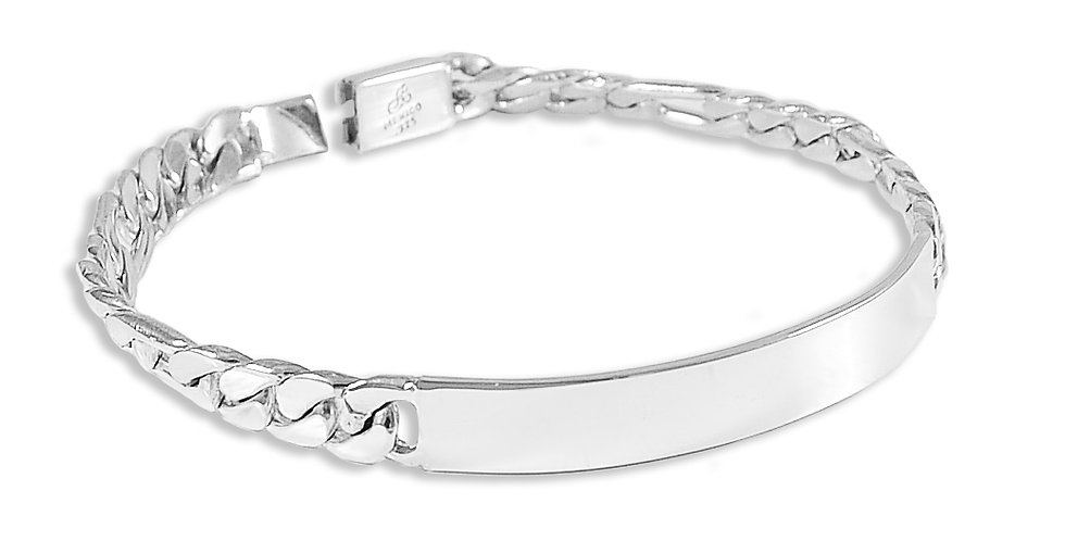 6.5MM ID BRACELET 8 INCHES