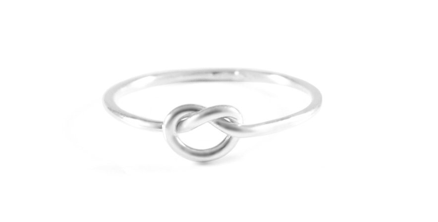 KNOT RING #8.5