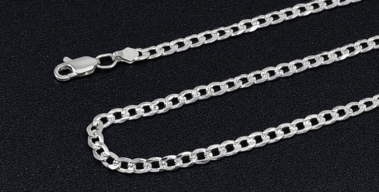 4MM CUBAN LINK 22""
