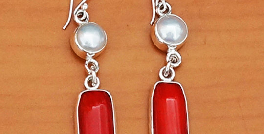 CORAL AND PEARL 36MM