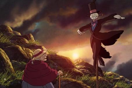 First Time Meeting Studio Ghibli