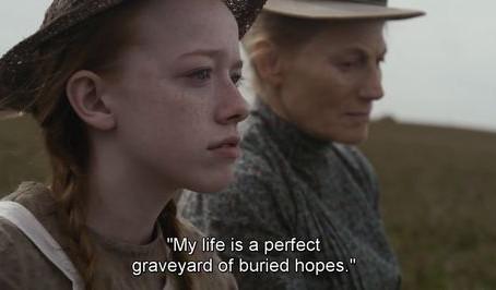 Anne of Green Gables Meets Netflix