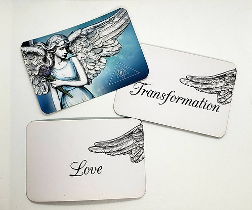 Universal Cards-Angel Affirmations