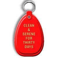 NA 30 Days Key Tag
